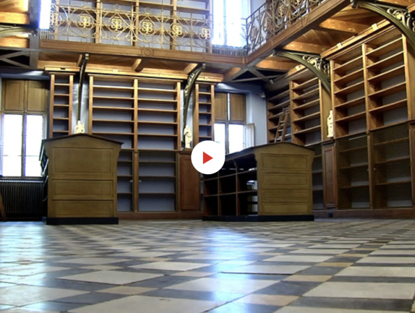 Unieke bibliotheek van Sint-Bernardusabdij is gerestaureerd