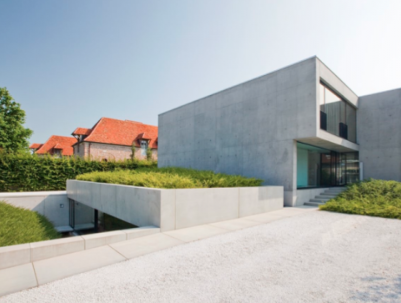 Buitengewoon Belgisch Bouwen - Consequent beton