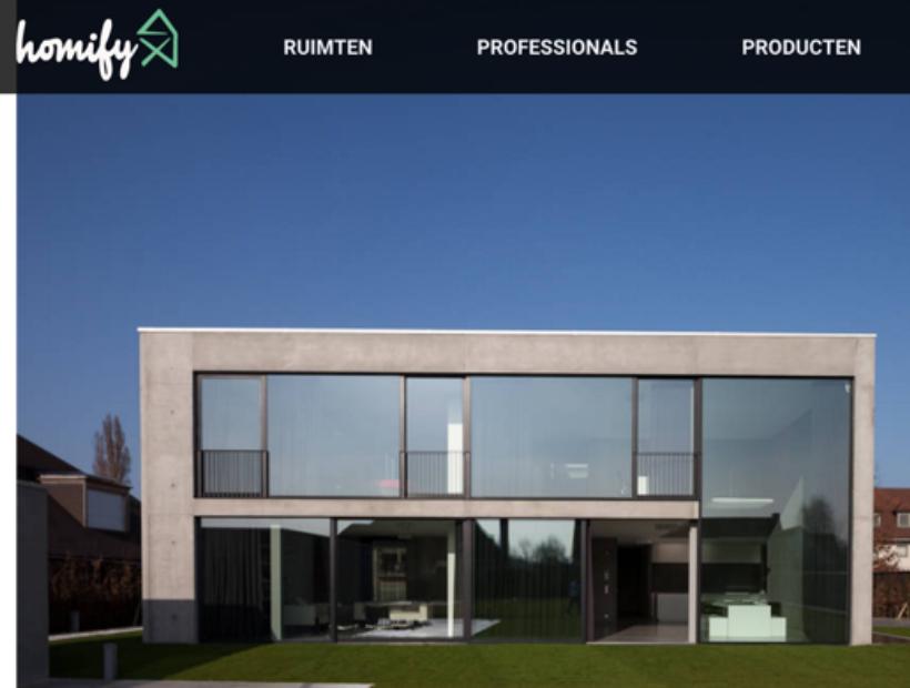 Pluspunt Architectuur in de kijker op Homify.nl