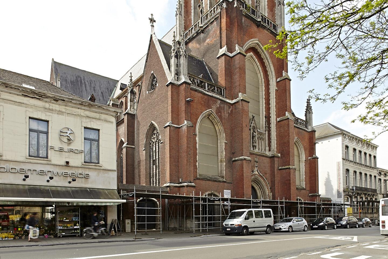 1 Sint Jozefkerk Aalst home